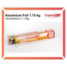 CrystalWrap® Aluminium Foil 1.15KG