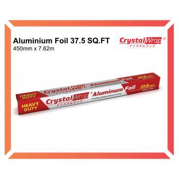 CrystalWrap® Aluminium Foil 37.5 SQ.FT.