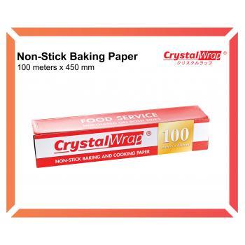 CrystalWrap® Non-Stick Baking Paper 100m